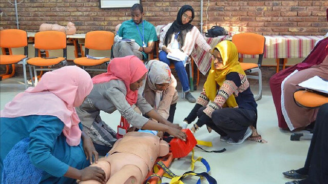 Turkey-trained Sudanese healthcare personnel start duty