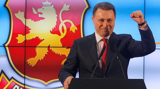 Ex-Macedonia PM Gruevski granted asylum in Hungary