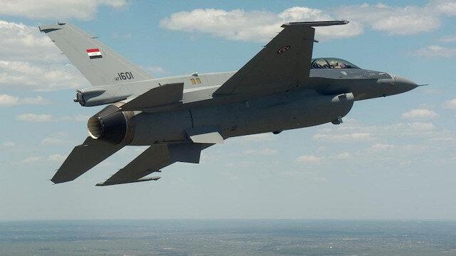 العراق يشن غارات جوية ضد داعش داخل الأراضي السورية
