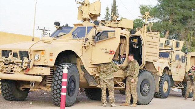 تحركات أمريكية نحو الحدود التركية