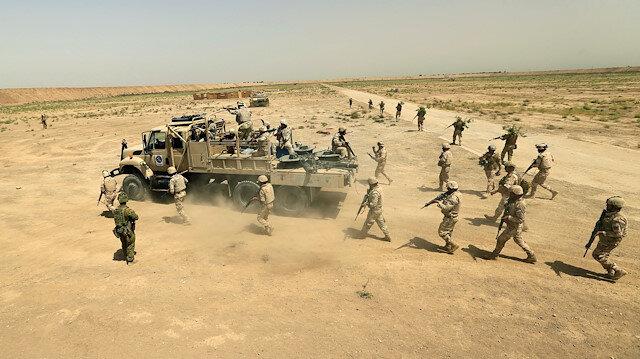 Iraqi military kills 15 Daesh militants in the north