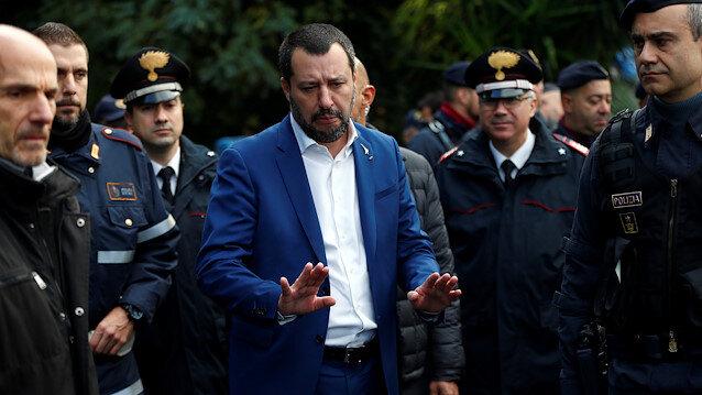 Italy's Salvini sticks by budget despite EU Commission rejection