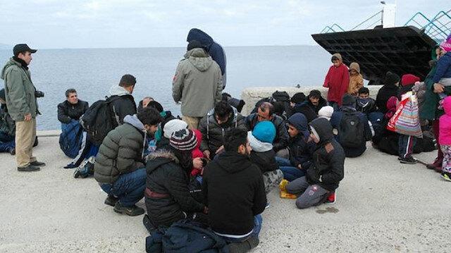 تركيا.. ضبط 481 مهاجرًا غير قانوني بأدرنة