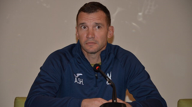 Shevchenko'dan milli futbolcuya övgü