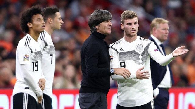 Almanya artık seri başı değil