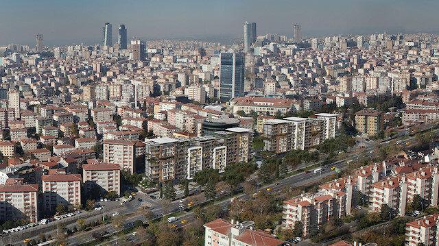 Kentsel dönüşümle 592 bin konut ve işyeri yenileniyor