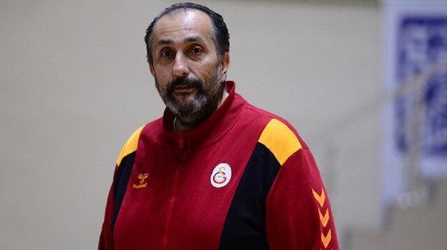 Galatasaray'da antrenör Sedat İncesu istifa etti