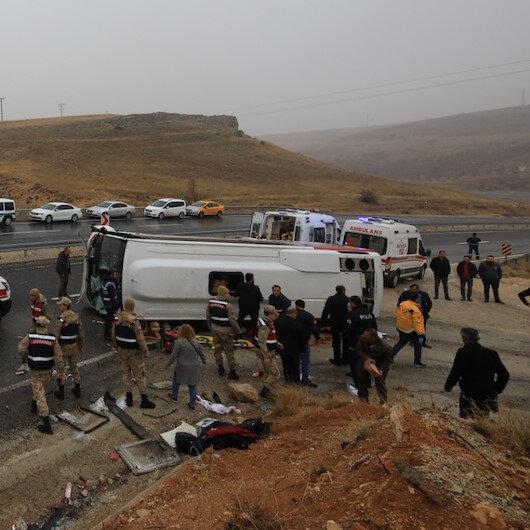 Malatya'da katliam gibi kaza: 7 kişi hayatını kaybetti