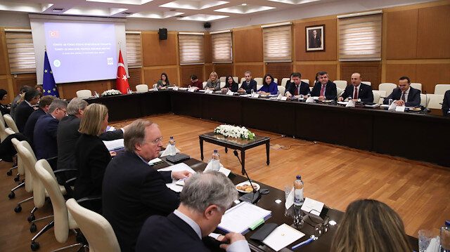 The High-Level Political Dialogue Meeting in Ankara