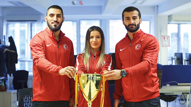 Karatede yeni hedef olimpiyatlar