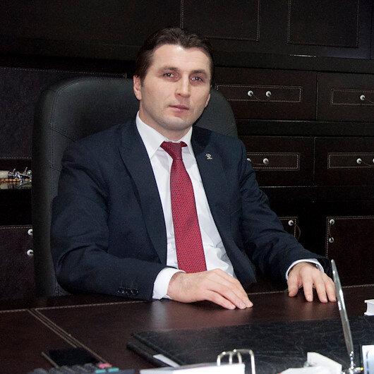 AK Parti'nin Sinop adayı Ali Çöpçü oldu