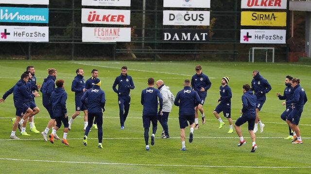 Fenerbahçe Trabzon deplasmanına eksik gitti