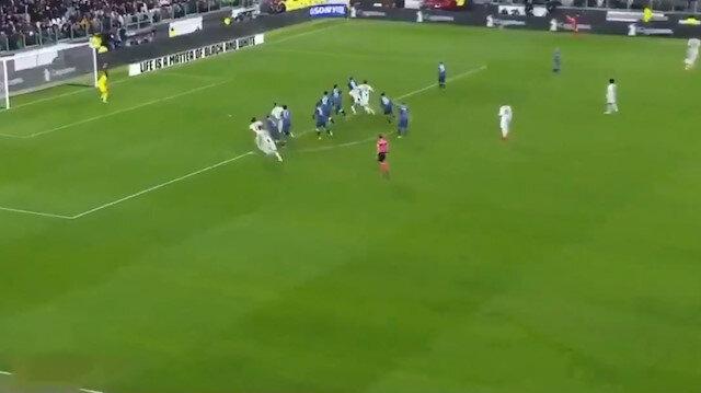Ronaldo SPALı da boş geçmedi