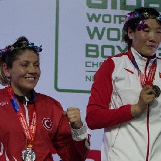 ذهبية للصين وفضية لتركيا في بطولة الملاكمة العالمية للنساء