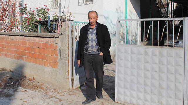 Mağdur Sabri Çınar yaşadıklarını anlattı.