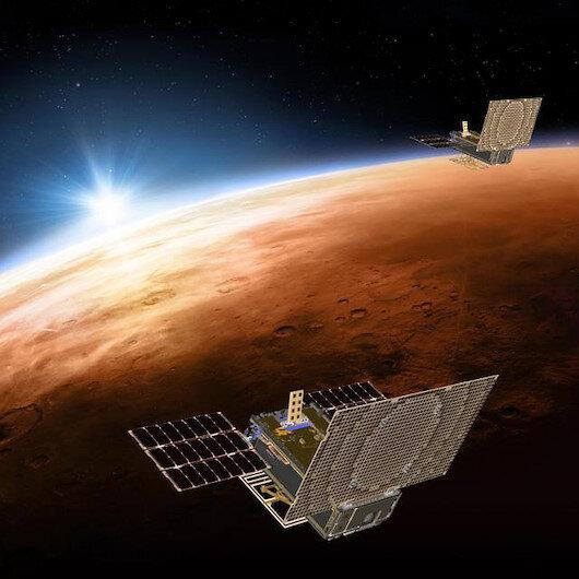 ناسا تستعد لإنزال مركبة فضائية على سطح المريخ