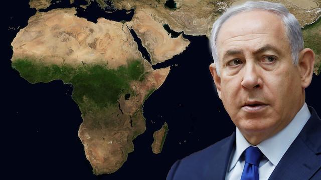Netanyahu: Afrika'nın kalbine ulaşmaya çalışıyoruz