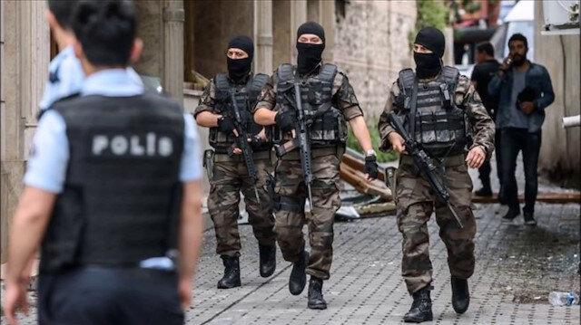 İstanbul'da saldırı hazırlığındaki PKK'lı teröristler yakalandı