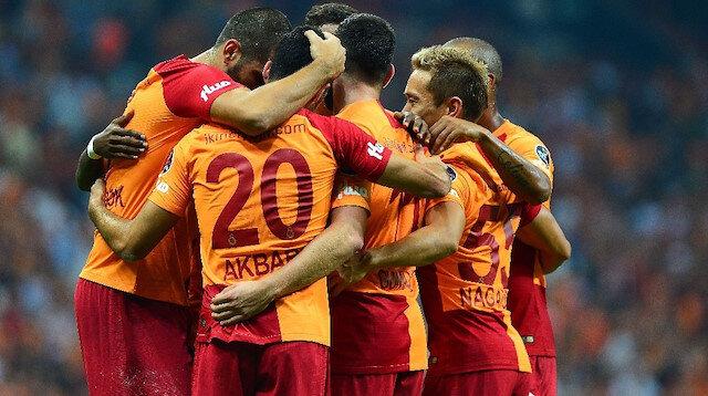 Galatasaray'ın Moskova maçı kadrosu belli oldu