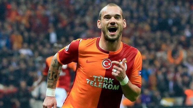 Sneijder: Bir gün Galatasaray'a döneceğim