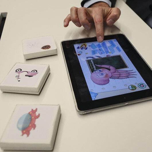 Geleneksel oyuncaklar mobil oyun oluyor