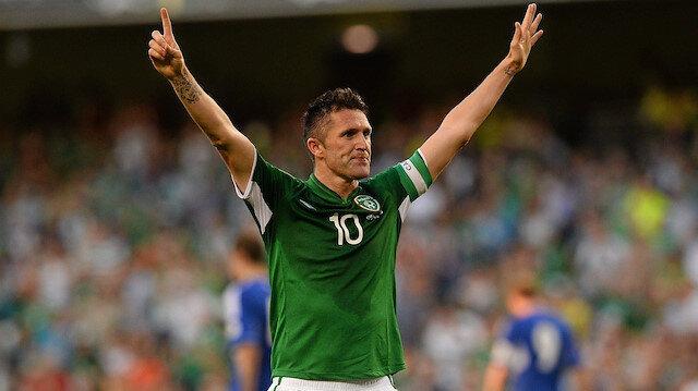 İrlanda efsanesi Robbie Keane futbola veda etti