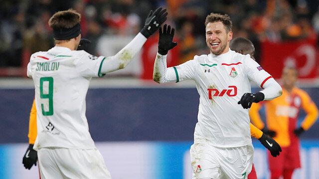 Lokomotiv gol attı stadyumdaki ses herkesi şaşırttı