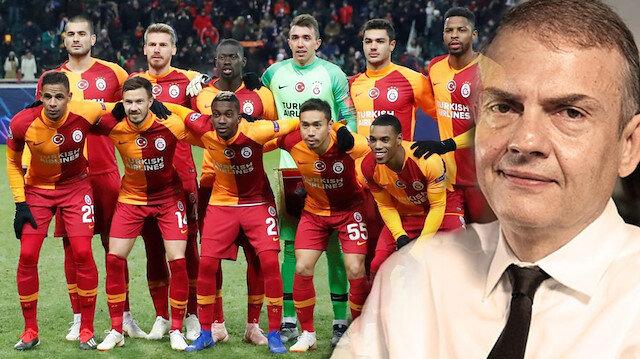 Ercan Taner Galatasaray maçında isyan etti