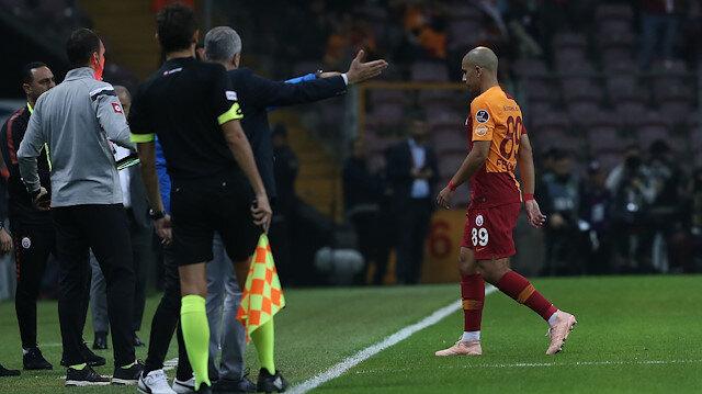 Mehmet Demirkol'dan Feghouli'ye eleştiri