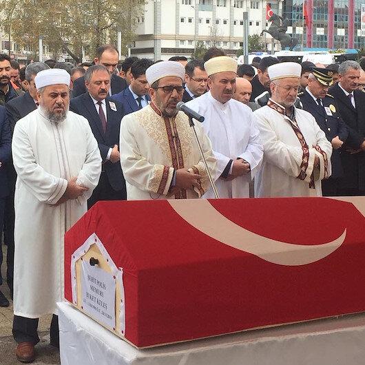 Şehit polis Buket Keleş son yolculuğuna uğurlandı