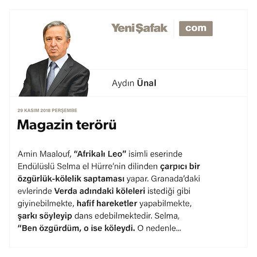 Magazin terörü