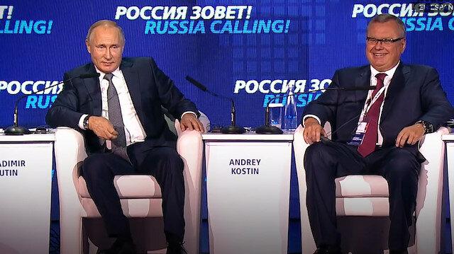 Putin'den Amerika'ya: Ayaklarına değil göğüslerine sıkıyorlar!