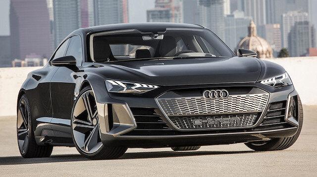 Audi Los Angeles >> Audi Elektronik Araciyla Tesla Ya Rakip Olacak