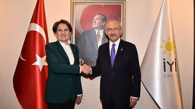 CHP-İYİ Parti ittifakında kriz: 2 büyükşehiri istiyorlar