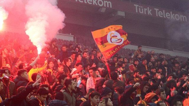 Galatasaray'dan taraftarına rekor teşekkürü