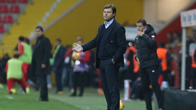 Ertuğrul Sağlam yönetimindeki Kayserispor dün Trabzonspor'a 2-0 mağlup olmuştu.