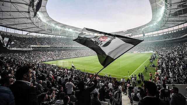 (Arşiv) Beşiktaş-Galatasaray maçı kapalı gişe.