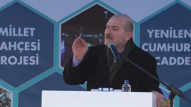 Bakan Soylu: Artık kız çocuklarımızı dağa götüremeyecekler!