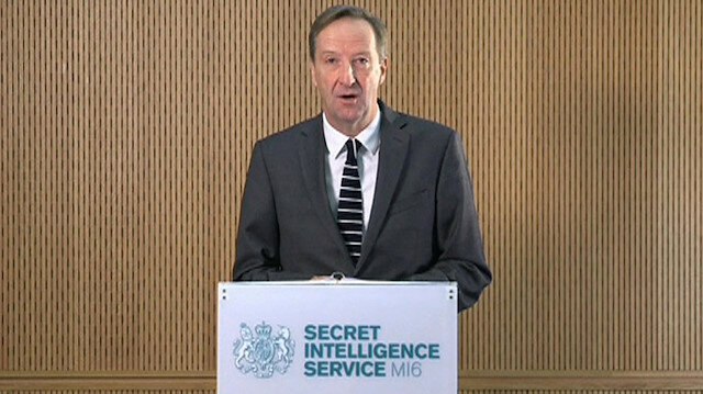 MI6 boss warns Russian Federation  not to 'try subverting our way of life'