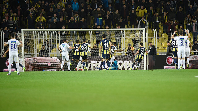 Harun, Diagne'nin penaltısını kurtardı! Dönen topu Eduok gol yaptı ancak VAR incelemesi sonucu ceza alanın erken girdiği için iptal oldu.