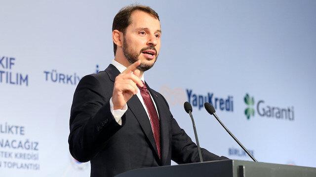 Bakan Albayrak'tan çok önemli 'enflasyon' mesajı
