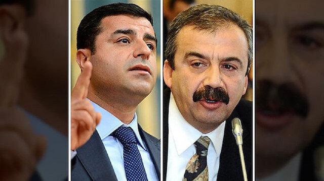 Selahattin Demirtaş and Sırrı Süreyya Önder
