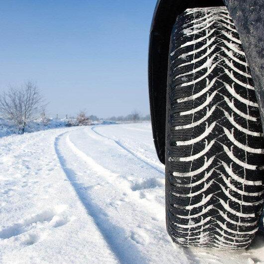 Tekirdağ'da kış lastiği uygulaması: Tavsiye niteliğinde