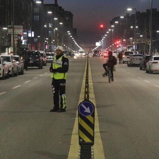 Türkiye'nin en uzun caddesi yıllar sonra tekrar trafiğe açıldı