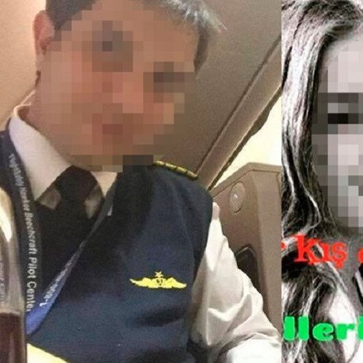Uçuş öncesi pilota mesaj: Uçakta bomba var