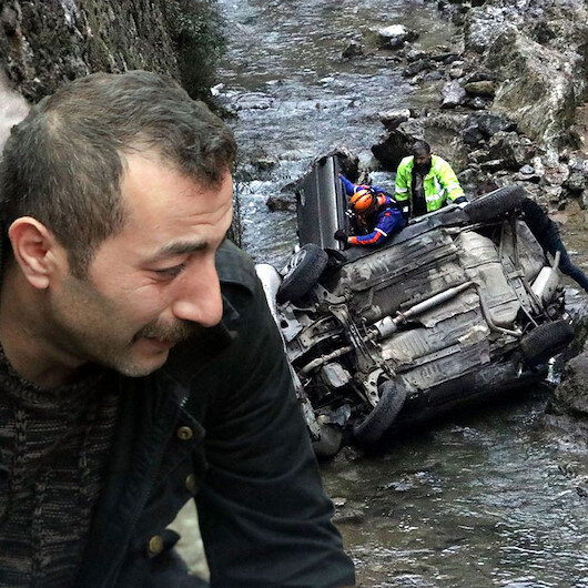 Hastaneye götürdüğü annesi kazada hayatını kaybetti