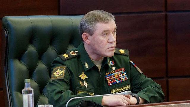 رئيس هيئة الأركان الروسية، الجنرال فاليري غيراسيموف