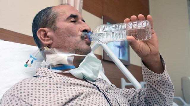 50 yıl sonra kana kana su içti