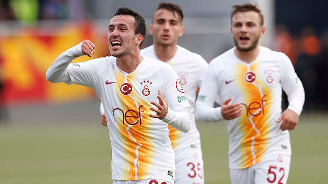 Keçiörengücü-Galatasaray: 1-2