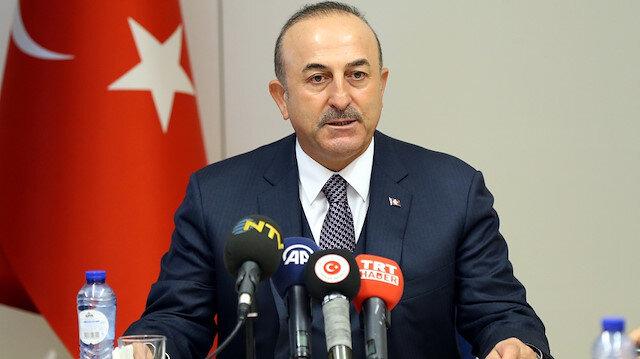 وزير الخارجية التركي، تشاووش اوغلو